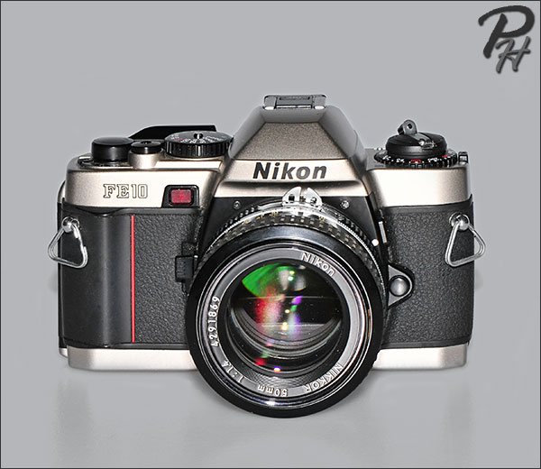 For Sale: 2 Nikon FE10 bodies both mint with owners manual $150.00 ...